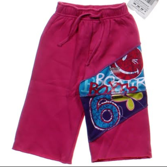 Joe Boxer Other - 5/$25 Girls graphic sweat pants 12 months NEW
